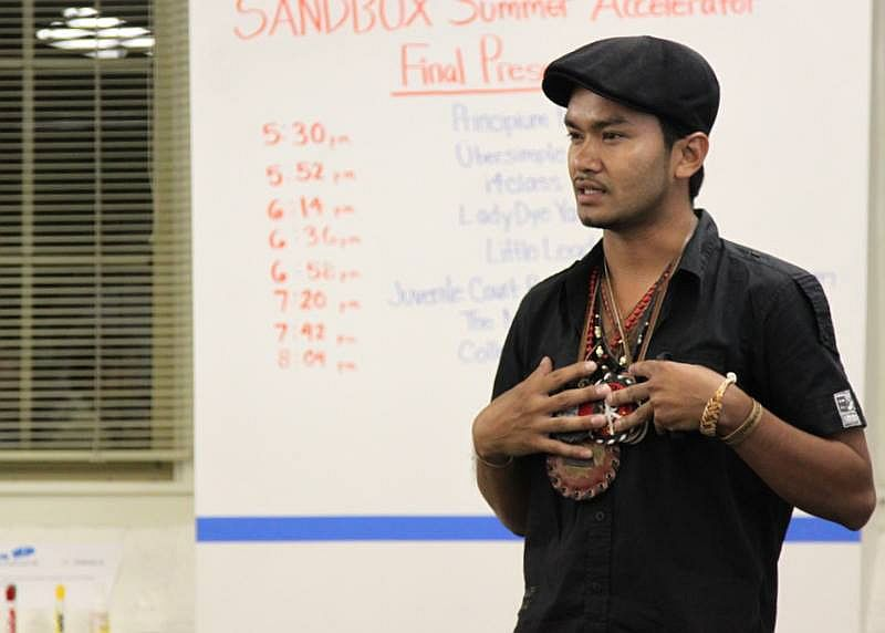 2014 Sandbox Winter Accelerator Program